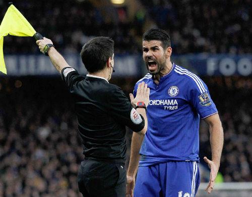 """Chelsea - Diego Costa: Bớt """"hung hăng"""" để trở nên vĩ đại - 2"""