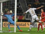 Bóng đá - Macedonia - Italia: Ngược dòng đúng phút chót