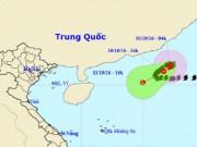 Tin tức trong ngày - Bão số 6 suy yếu thành áp thấp nhiệt đới