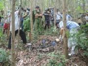 Kinh hãi, phát hiện bộ xương nam giới trong rừng