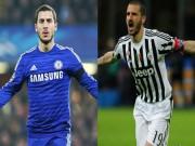 Bóng đá - Chelsea chơi lớn: Đổi Hazard lấy siêu hậu vệ Italia