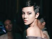 """Mẫu """"đẹp lạ"""" và hành trình chinh phục tuần lễ thời trang Milan"""