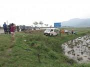 Tin tức trong ngày - Phát hiện thi thể người đàn ông nằm bên quốc lộ