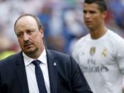 """Scandal thầy-trò rúng động: Ronaldo xỏ mũi """"gã khờ"""" Benitez (P4)"""