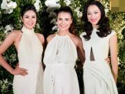 Ca nhạc - MTV - Hồng Quế bầu 9 tháng vẫn nổi bật bên dàn hoa, á hậu