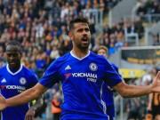 """Chelsea - Diego Costa: Bớt """"hung hăng"""" để trở nên vĩ đại"""