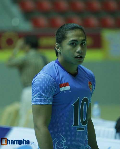 Gặp đối thủ cơ bắp, bóng chuyền nữ Việt Nam thắng thuyết phục - 3