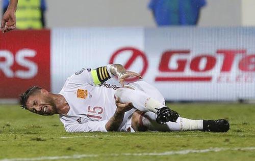 Real bất bại khi vắng Sergio Ramos - 1