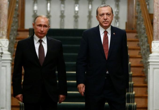 Nga-Thổ Nhĩ Kỳ xây dựng đường dẫn khí dưới biển - 1