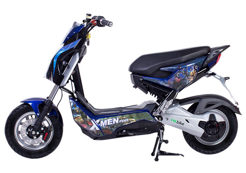 Xe điện - giải pháp hữu hiệu giảm thiểu ô nhiễm báo động ở Hà Nội - 7