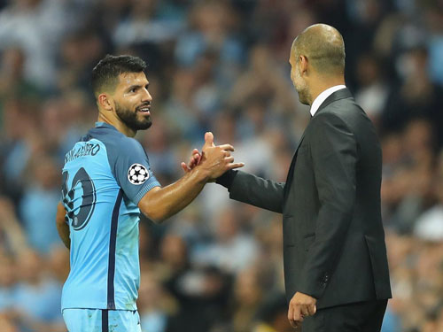 "Man City: Aguero ""thăng hoa"" là nhờ Pep Guardiola - 1"