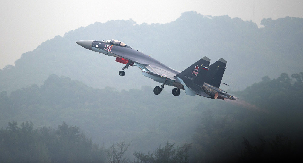 Nga bất lực trước yêu cầu của TQ với chiến đấu cơ Su-35 - 1