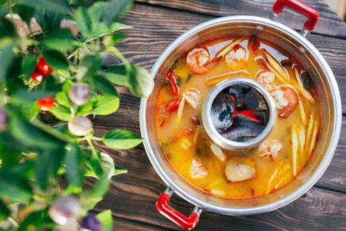 Thưởng thức tinh hoa ẩm thực Thái ngon đúng điệu giữa lòng Sài Gòn - 2