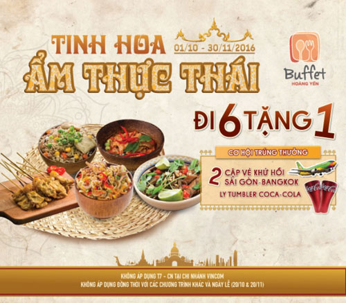 Thưởng thức tinh hoa ẩm thực Thái ngon đúng điệu giữa lòng Sài Gòn - 5