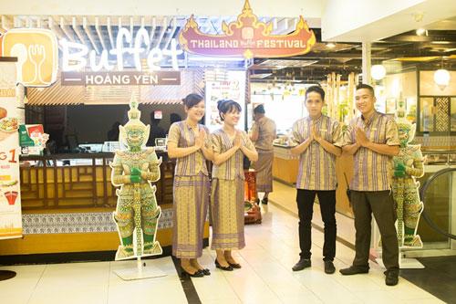 Thưởng thức tinh hoa ẩm thực Thái ngon đúng điệu giữa lòng Sài Gòn - 6