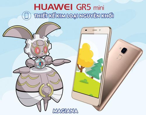 GR5 Mini: Chiếc điện thoại lý tưởng với 4 triệu đồng - 1