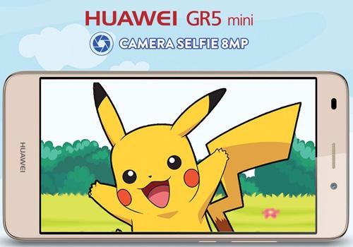 GR5 Mini: Chiếc điện thoại lý tưởng với 4 triệu đồng - 2