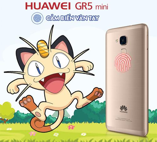 GR5 Mini: Chiếc điện thoại lý tưởng với 4 triệu đồng - 3
