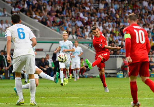 """Slovenia – Anh: """"Tam Sư"""" và hành trình không Rooney - 2"""