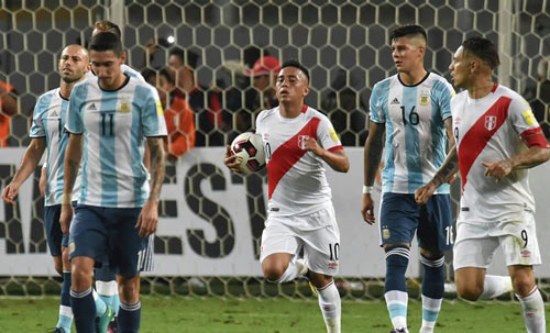 Argentina – Paraguay: Khó khăn trăm bề - 2