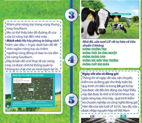 Hành trình khám phá nguồn sữa với công cụ Truy xuất nguồn gốc - 3
