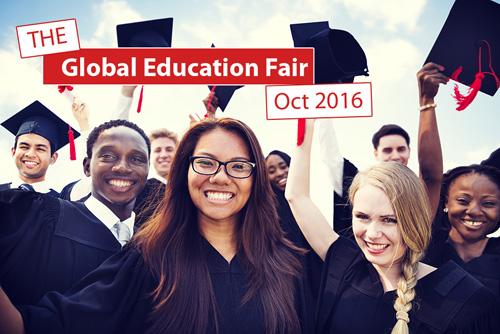 Triển lãm: du học toàn cầu - việc làm & định cư - 1
