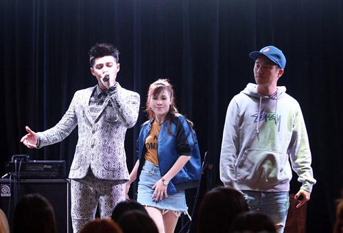 Khán giả quây kín Noo Phước Thịnh tại Hàn Quốc - 6