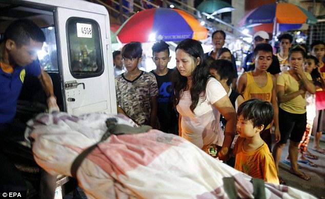 Tội phạm ma túy Philippines đóng quan tài để thoát án tử - 6