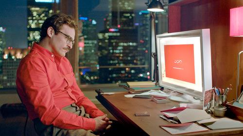 Quặn lòng với phim về tình yêu giữa quý ông và máy tính - 1