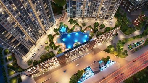 Vinhomes chính thức ra mắt 2 tòa đầu tiên của dự án D'.Capitale - 3
