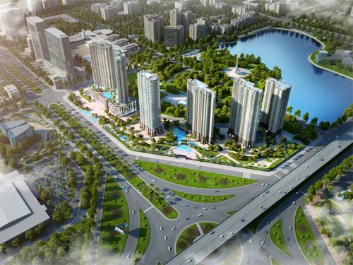 Vinhomes chính thức ra mắt 2 tòa đầu tiên của dự án D'.Capitale - 1
