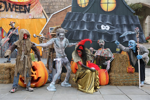 """Ấn tượng Halloween """"Lễ hội huyền bí- Bà Nà Hills 2016"""" - 2"""