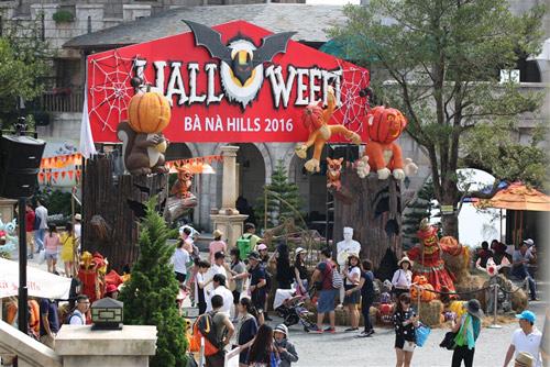 """Ấn tượng Halloween """"Lễ hội huyền bí- Bà Nà Hills 2016"""" - 4"""