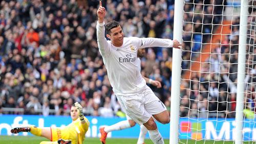 """""""Chiếc lò xo"""" Ronaldo và niềm hi vọng của Real - 2"""