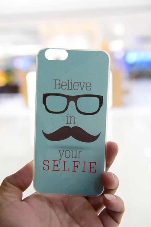 Thoải mái thể hiện muôn sắc thái với ốp lưng cá tính và gậy selfie đa năng - 9