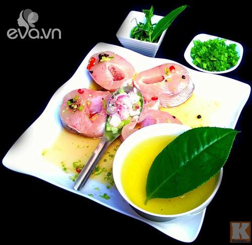 Cá kho lá chè tươi cho bữa cơm thêm đậm vị - 2