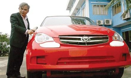 Khuynh gia bại sản vì giấc mơ ô tô Việt - 1