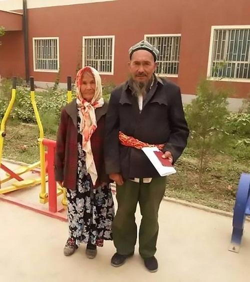 Cụ ông 71 tuổi yêu và kết hôn với cụ bà 114 tuổi - 2
