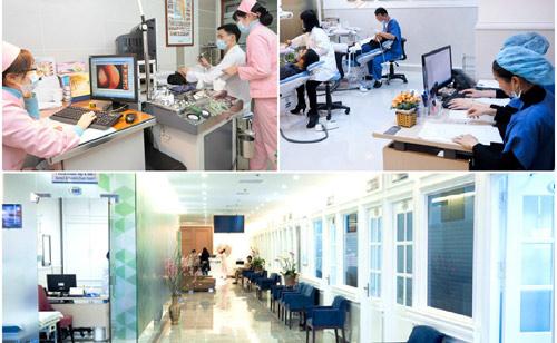 Ưu đãi 35% các gói khám sức khỏe định kỳ cá nhân tại BV Hồng Ngọc - 3