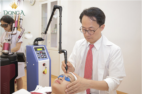 Đông Á Beauty giảm tới 50% cho các dịch vụ thẩm mỹ trong tháng 10 - 2