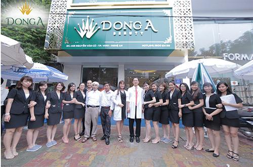 Đông Á Beauty giảm tới 50% cho các dịch vụ thẩm mỹ trong tháng 10 - 3