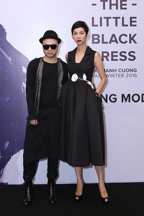 """Mẫu Việt diện cả """"cây đen"""" nô nức đi casting thời trang - 11"""