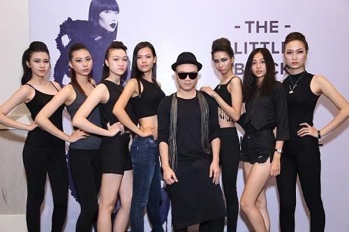 """Mẫu Việt diện cả """"cây đen"""" nô nức đi casting thời trang - 13"""