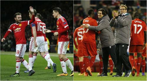 """MU đấu Liverpool: """"Thiên la địa võng"""" chờ Mourinho - 2"""