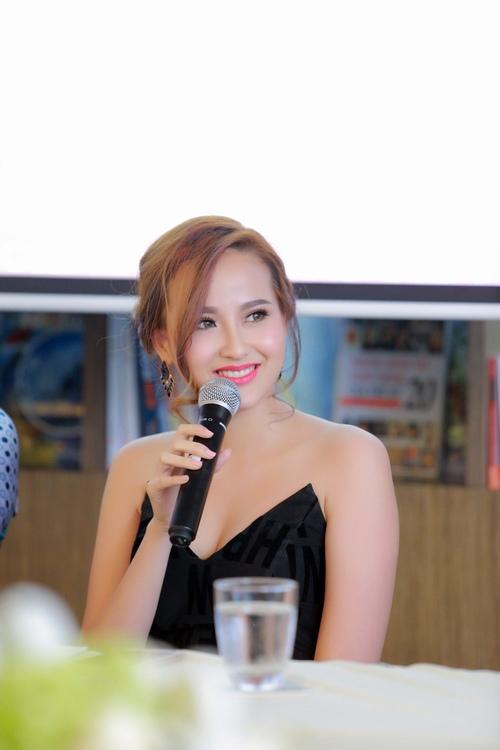 MC Anh Tuấn tình tứ ôm eo Á quân The Face Khánh Ngân - 6