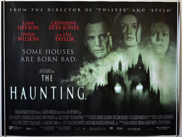 Trailer phim: The Haunting (1999) - 1