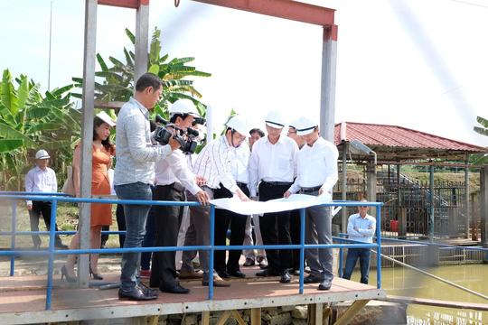 Nhà máy thép không gây ảnh hưởng đến nguồn nước Đà Nẵng? - 1