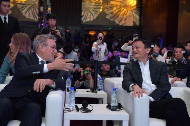 Tỉ phú Jack Ma hợp tác đạo diễn Mỹ làm phim điện ảnh - 1