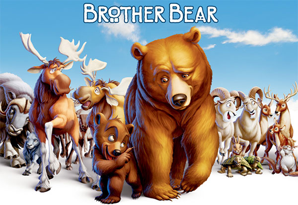 Trailer phim: Brother Bear - 1