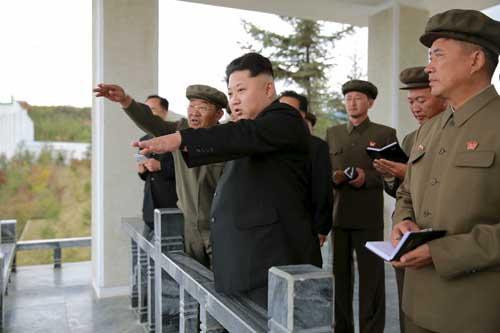 Lý do đáng sợ khiến Kim Jong-un không dám rời Bình Nhưỡng - 1